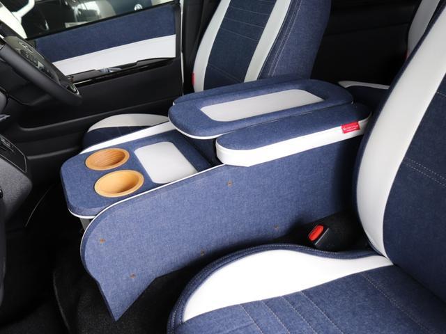 スーパーGL ダークプライムII ロングボディ クラフトプラスパッケージ デニム内装 ナビ 後席フリップダウンモニター デニムベッドキット TRDフロントスポイラー 4WD 寒冷地仕様(50枚目)
