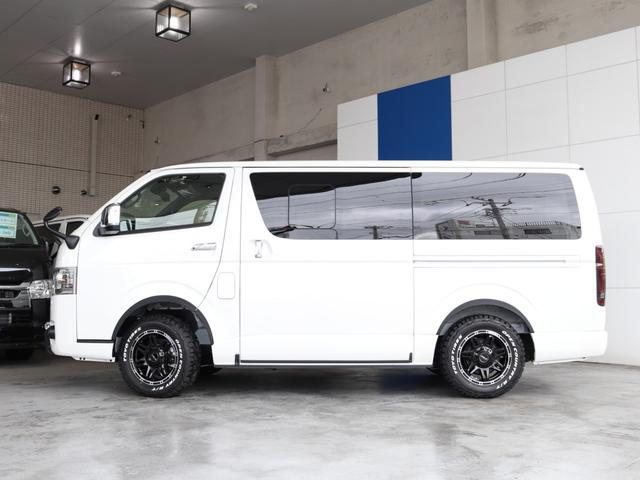 スーパーGL ダークプライムII ロングボディ クラフトプラスパッケージ デニム内装 ナビ 後席フリップダウンモニター デニムベッドキット TRDフロントスポイラー 4WD 寒冷地仕様(65枚目)
