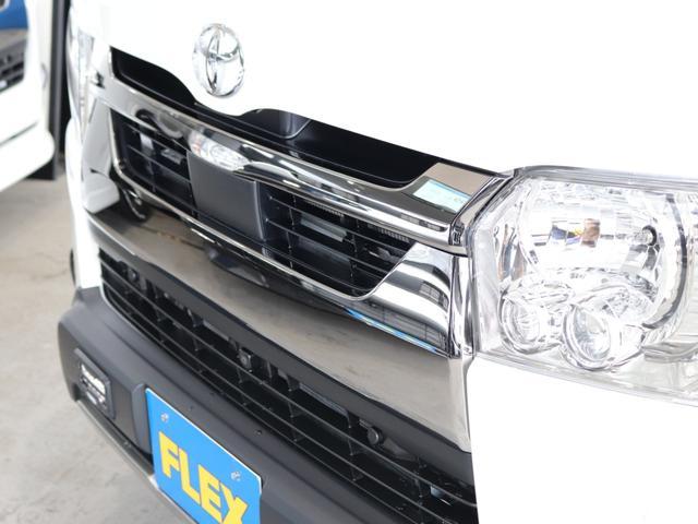 スーパーGL ダークプライムII ロングボディ クラフトプラスパッケージ デニム内装 ナビ 後席フリップダウンモニター デニムベッドキット TRDフロントスポイラー 4WD 寒冷地仕様(71枚目)