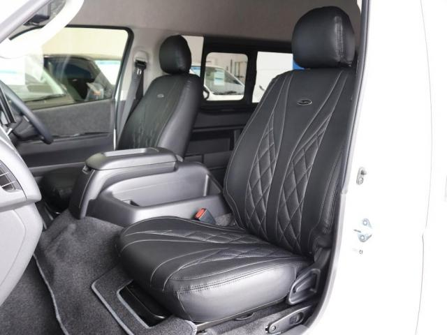 グランドキャビン ファインテックツアラー 4WD寒冷地仕様 キャプテンシート 10インチナビ ブルーレイ再生 ローダウン FLEXカスタム(7枚目)