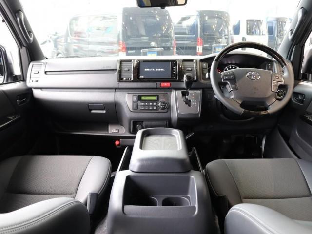 スーパーGL ダークプライムII ロングボディ ディーゼルターボ 4WD寒冷地仕様 FLEXカスタム ベッドキット ローダウン デジタルインナーミラー パノラミックビューモニター(2枚目)