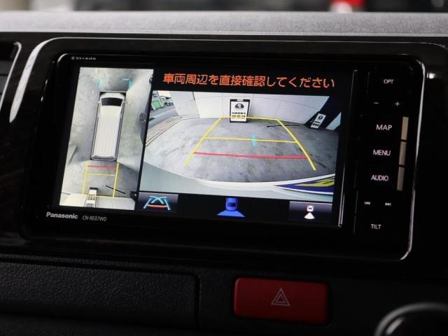 スーパーGL ダークプライムII ロングボディ ディーゼルターボ 4WD寒冷地仕様 FLEXカスタム ベッドキット ローダウン デジタルインナーミラー パノラミックビューモニター(4枚目)