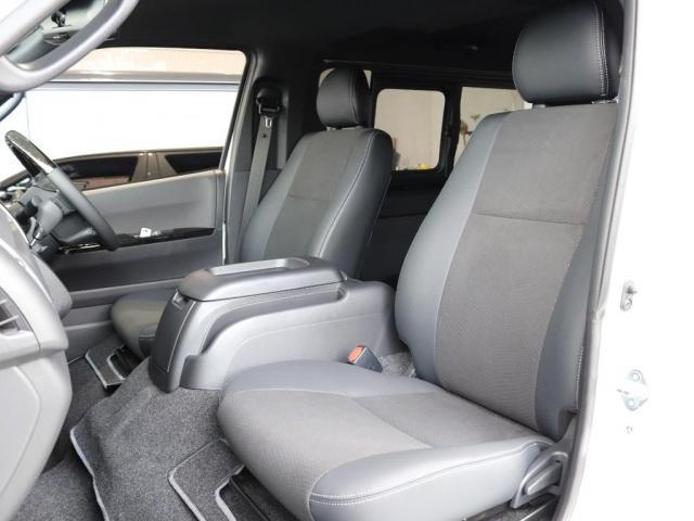 スーパーGL ダークプライムII ロングボディ ディーゼルターボ 4WD寒冷地仕様 FLEXカスタム ベッドキット ローダウン デジタルインナーミラー パノラミックビューモニター(8枚目)