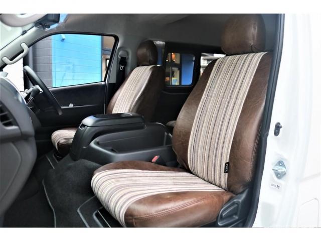 GL FLEXカスタム 4WD寒冷地仕様 リノカシートカバー パナソニックナビ ETC 後席フリップダウンモニター パノラミックビューモニター デジタルインナーミラー(10枚目)