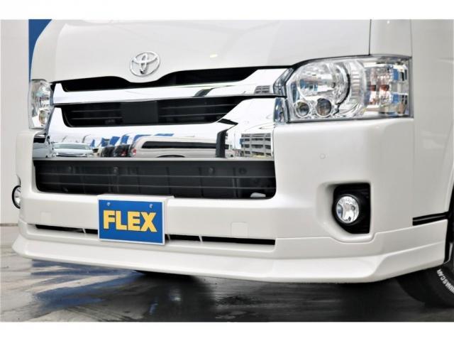 GL FLEXカスタム 4WD寒冷地仕様 リノカシートカバー パナソニックナビ ETC 後席フリップダウンモニター パノラミックビューモニター デジタルインナーミラー(17枚目)