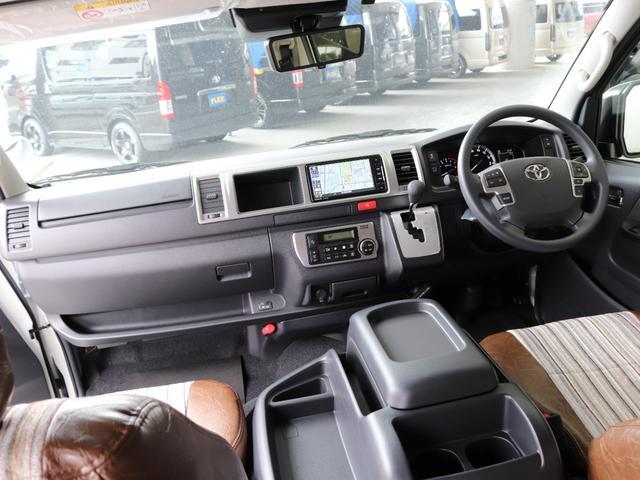 GL FLEXカスタム 4WD寒冷地仕様 リノカシートカバー パナソニックナビ ETC 後席フリップダウンモニター パノラミックビューモニター デジタルインナーミラー(33枚目)