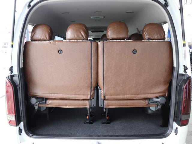 GL FLEXカスタム 4WD寒冷地仕様 リノカシートカバー パナソニックナビ ETC 後席フリップダウンモニター パノラミックビューモニター デジタルインナーミラー(36枚目)