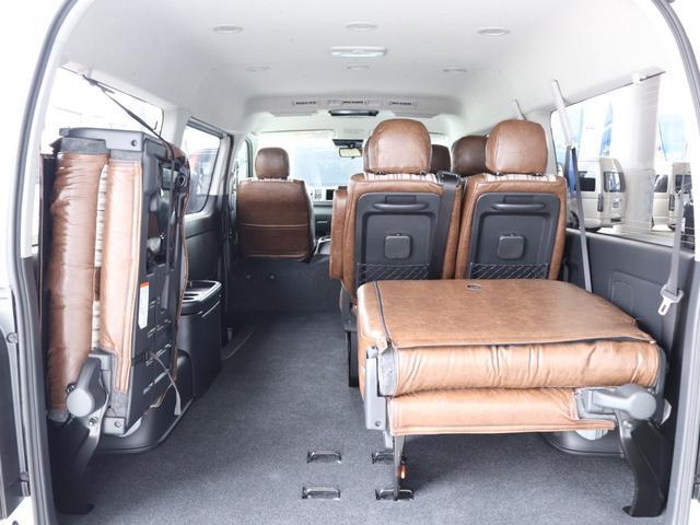 GL FLEXカスタム 4WD寒冷地仕様 リノカシートカバー パナソニックナビ ETC 後席フリップダウンモニター パノラミックビューモニター デジタルインナーミラー(37枚目)