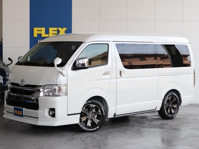 GL FLEXカスタム 4WD寒冷地仕様 リノカシートカバー パナソニックナビ ETC 後席フリップダウンモニター パノラミックビューモニター デジタルインナーミラー(41枚目)