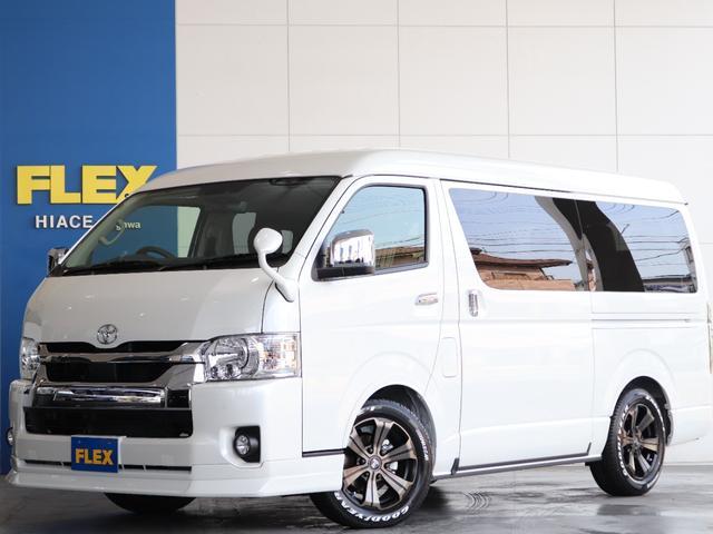 GL FLEXカスタム 4WD寒冷地仕様 リノカシートカバー パナソニックナビ ETC 後席フリップダウンモニター パノラミックビューモニター デジタルインナーミラー(42枚目)