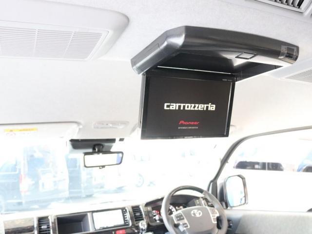 GL ロング FLEXスタンダードパッケージ FLEXシートカバー内装 ナビ 後席フリップダウンモニター ETC 自動ドア パノラミックビューモニター デジタルインナーミラー(5枚目)