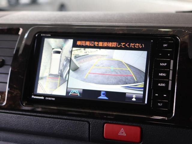 スーパーGL ダークプライムII バージョン4 エレコサブバッテリーシステム 外部電源ソケット フローリング ベッドキット 車中泊仕様 FLEXカスタム(3枚目)