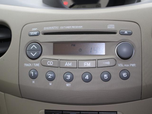 ダイハツ エッセ L キーレス CD ライトレベライザー サイドバイザー
