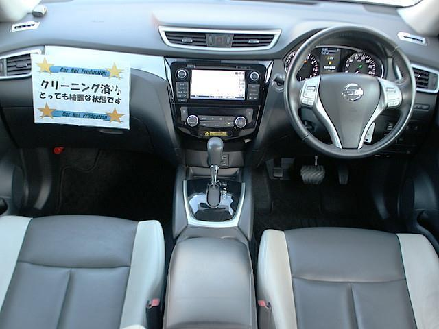 日産 エクストレイル モード・プレミアハイブリッドエマージェンシブレーキP 4WD