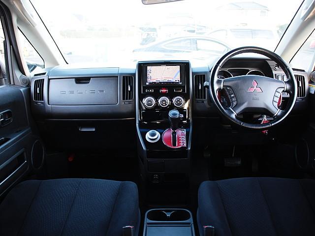 三菱 デリカD:5 D パワーパッケージ ディーゼルターボ 4WD