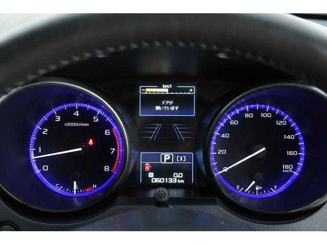 リミテッド 4WD サンルーフ 黒本革 8型専用ナビ STi(20枚目)