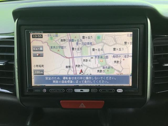 G・Lパッケージ 社外 7インチ HDDナビ/ヘッドランプ HID/ETC/EBD付ABS/横滑り防止装置/アイドリングストップ/TV/エアバッグ 運転席/エアバッグ 助手席/アルミホイール/パワーウインドウ(9枚目)
