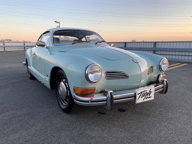 「フォルクスワーゲン」「VW カルマンギア」「クーペ」「神奈川県」の中古車5
