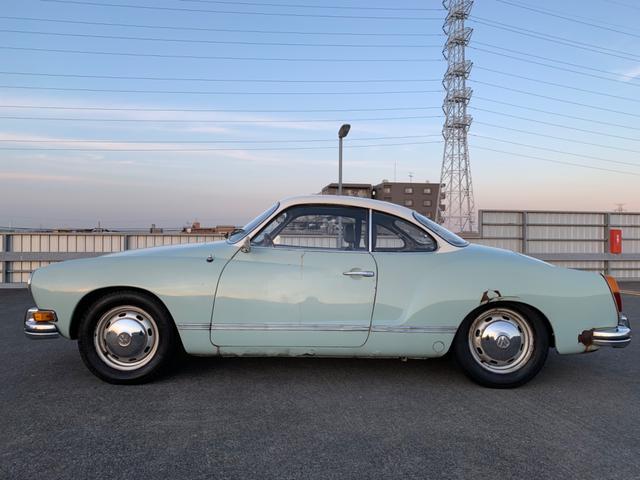 「フォルクスワーゲン」「VW カルマンギア」「クーペ」「神奈川県」の中古車7
