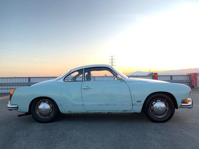 「フォルクスワーゲン」「VW カルマンギア」「クーペ」「神奈川県」の中古車8