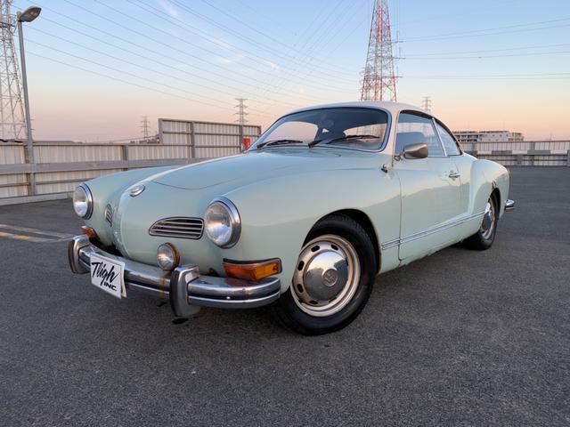 「フォルクスワーゲン」「VW カルマンギア」「クーペ」「神奈川県」の中古車11