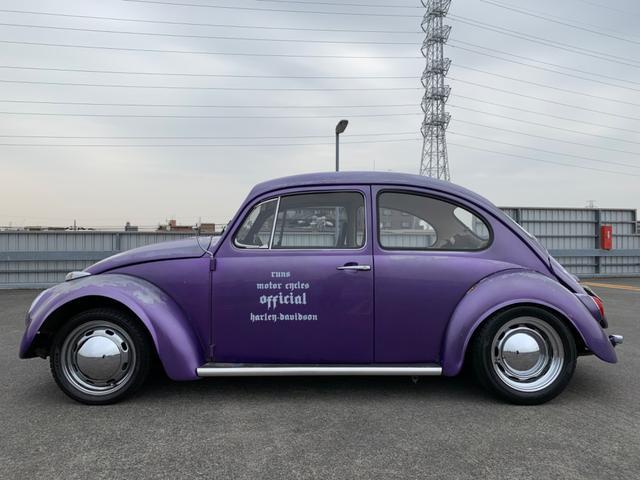「フォルクスワーゲン」「ビートル」「クーペ」「神奈川県」の中古車7