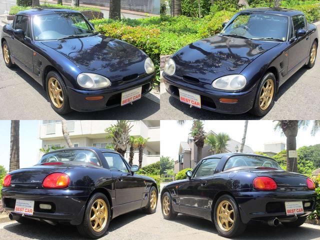 「スズキ」「カプチーノ」「オープンカー」「神奈川県」の中古車7