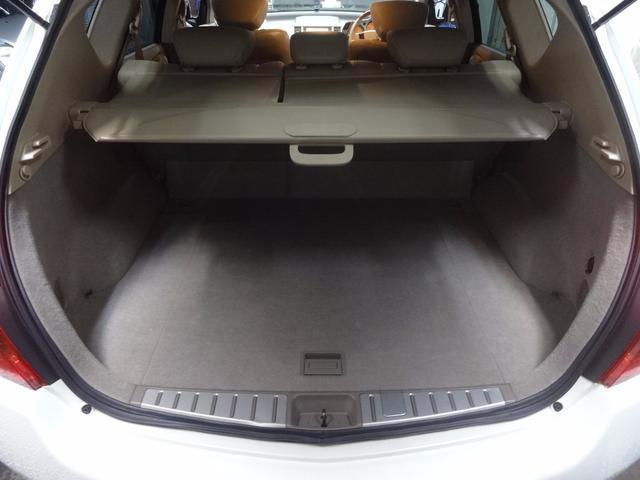日産 ムラーノ 350XV FOUR サンルーフ レザーシート BOSE