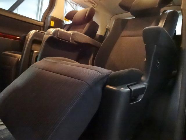 トヨタ ヴェルファイア 3.5Z Gエディション エグゼクティブシート 後席モニター