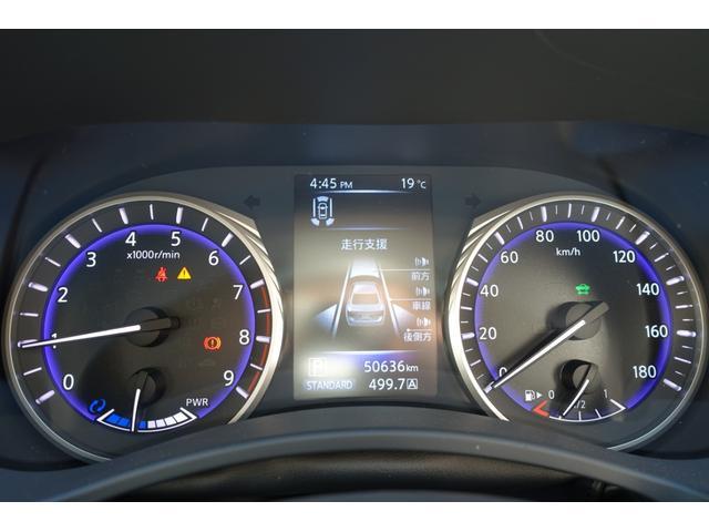 350GTハイブリッド タイプP ワンオーナー 黒革 本木目(12枚目)