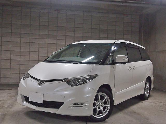 「トヨタ」「エスティマ」「ミニバン・ワンボックス」「東京都」の中古車2