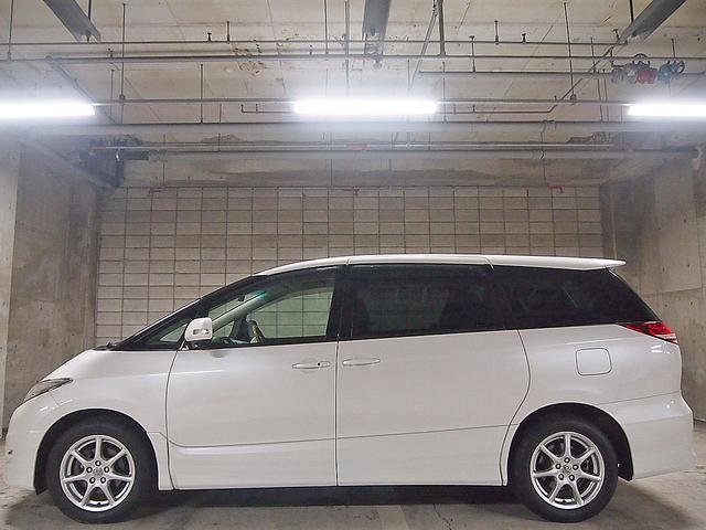 「トヨタ」「エスティマ」「ミニバン・ワンボックス」「東京都」の中古車4