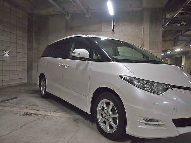 「トヨタ」「エスティマ」「ミニバン・ワンボックス」「東京都」の中古車7