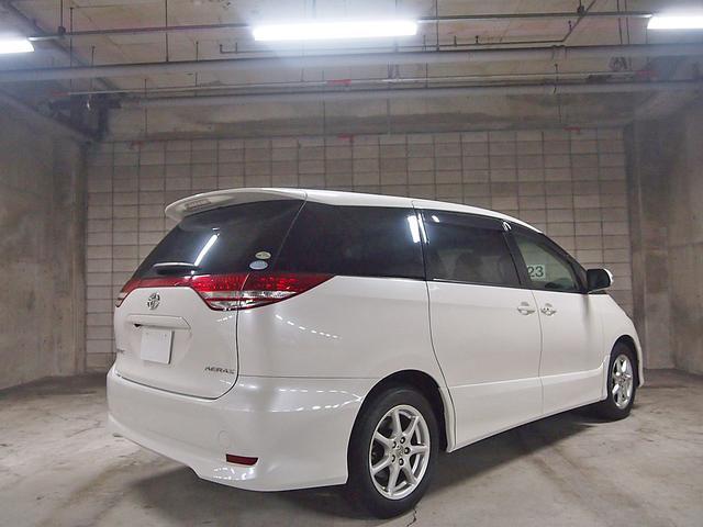 「トヨタ」「エスティマ」「ミニバン・ワンボックス」「東京都」の中古車5