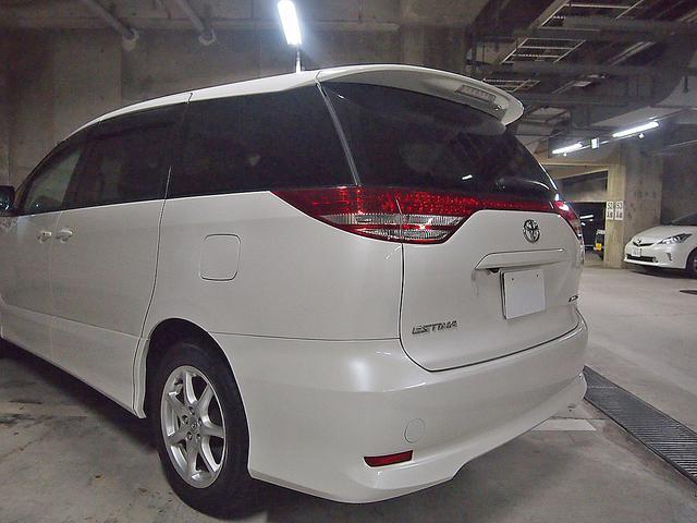 「トヨタ」「エスティマ」「ミニバン・ワンボックス」「東京都」の中古車8