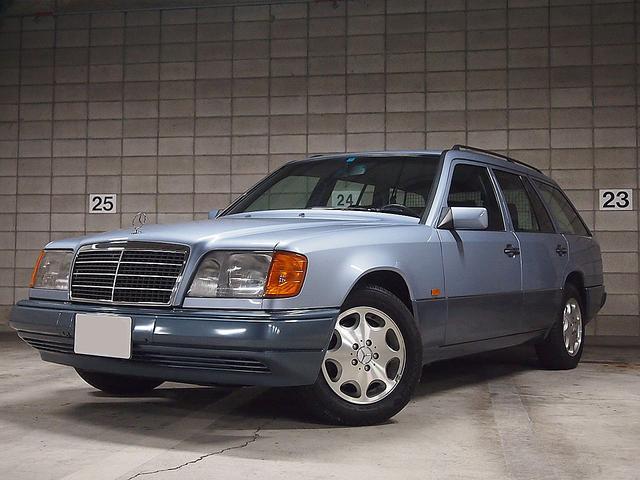 「メルセデスベンツ」「Eクラスワゴン」「ステーションワゴン」「東京都」の中古車2