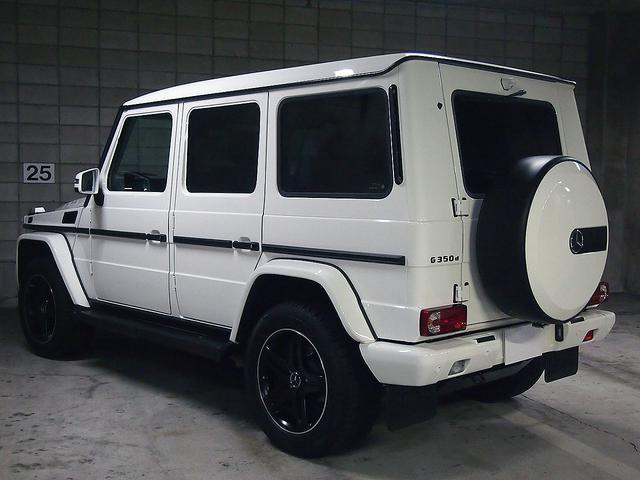 「メルセデスベンツ」「Gクラス」「SUV・クロカン」「東京都」の中古車4