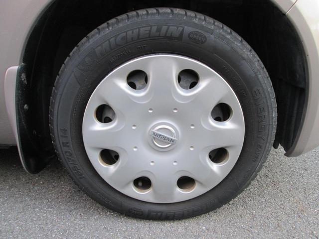 タイヤの残溝タップリございます。