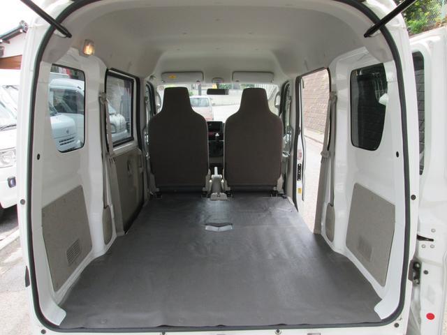 DX ハイルーフ 5速オートマ 車検整備付 集中ドアロック プライバシーガラス サイドバイザー(14枚目)