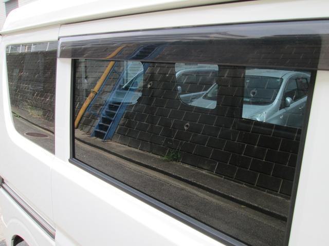 DX ハイルーフ 5速オートマ 車検整備付 集中ドアロック プライバシーガラス サイドバイザー(21枚目)