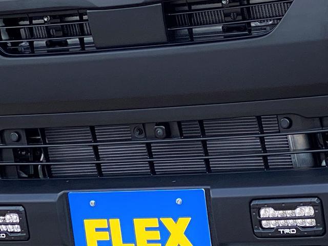 スーパーGL ダークプライムII FLEXベットキットカスタム オーバーフェンダー 16インチアルミ LEDテール フルセグナビ ETC ベットキット LEDヘッドライト 両側パワースライドドア スマートキー ディーゼルターボ4WD(36枚目)