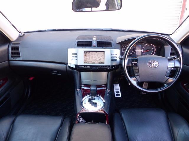 トヨタ マークX 250G Sパッケージ レザー スマートキー ナビ 地デジ