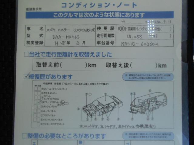 JスタイルIIターボ デュアルカメラB 全方位ナビ ETC(2枚目)