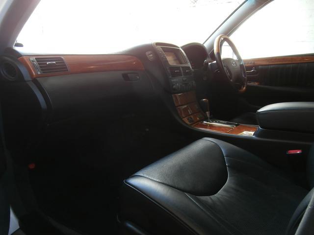 トヨタ セルシオ B仕様 eRバージョン レザー HID SR スマートキー