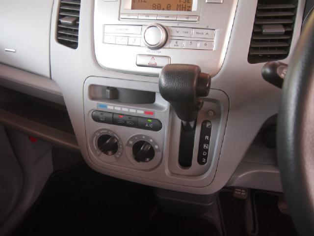 スズキ ワゴンR FA 電動固定 スローパー C