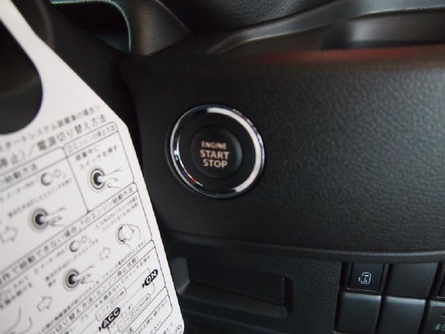 スズキ スペーシアカスタムZ Zターボ 届出済未使用車 片側オート アイドリングストップ