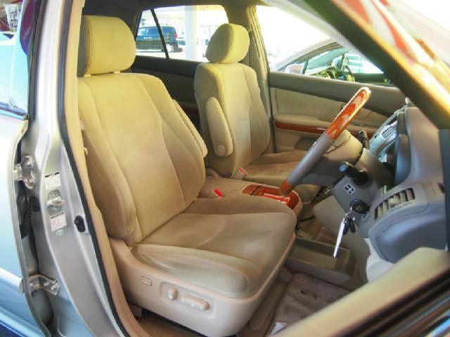 トヨタ ハリアー 300Gアルカンターラバージョン サンルーフ パワーバックド