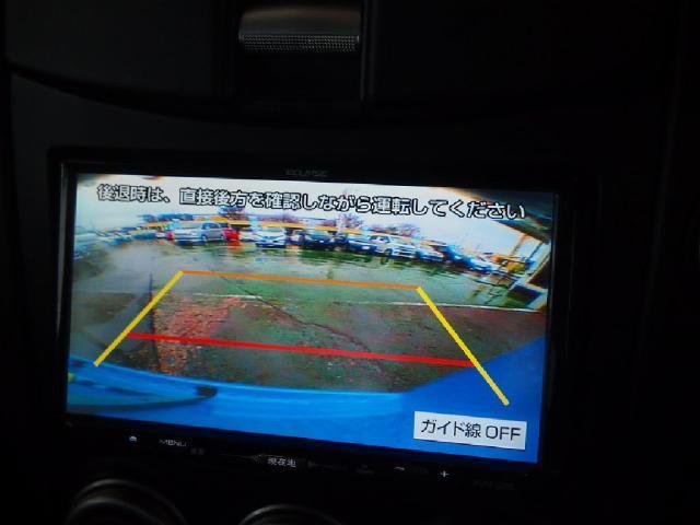 『バックカメラ』も装備しております!!駐車時の死角も減って安心ですよ☆