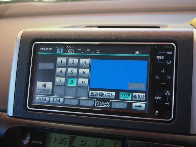 2.0G エアロ地デジHDDナビBカメラHIDキーフリーET(14枚目)