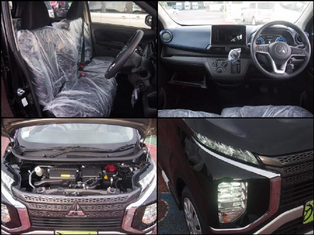 M 届出済未使用車 LEDライト衝突軽減B 車線逸脱警報(10枚目)